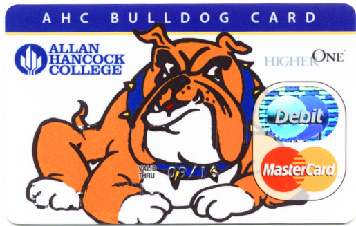 AHC Bulldog Card