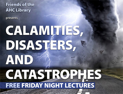 Free Friday Night Lectures