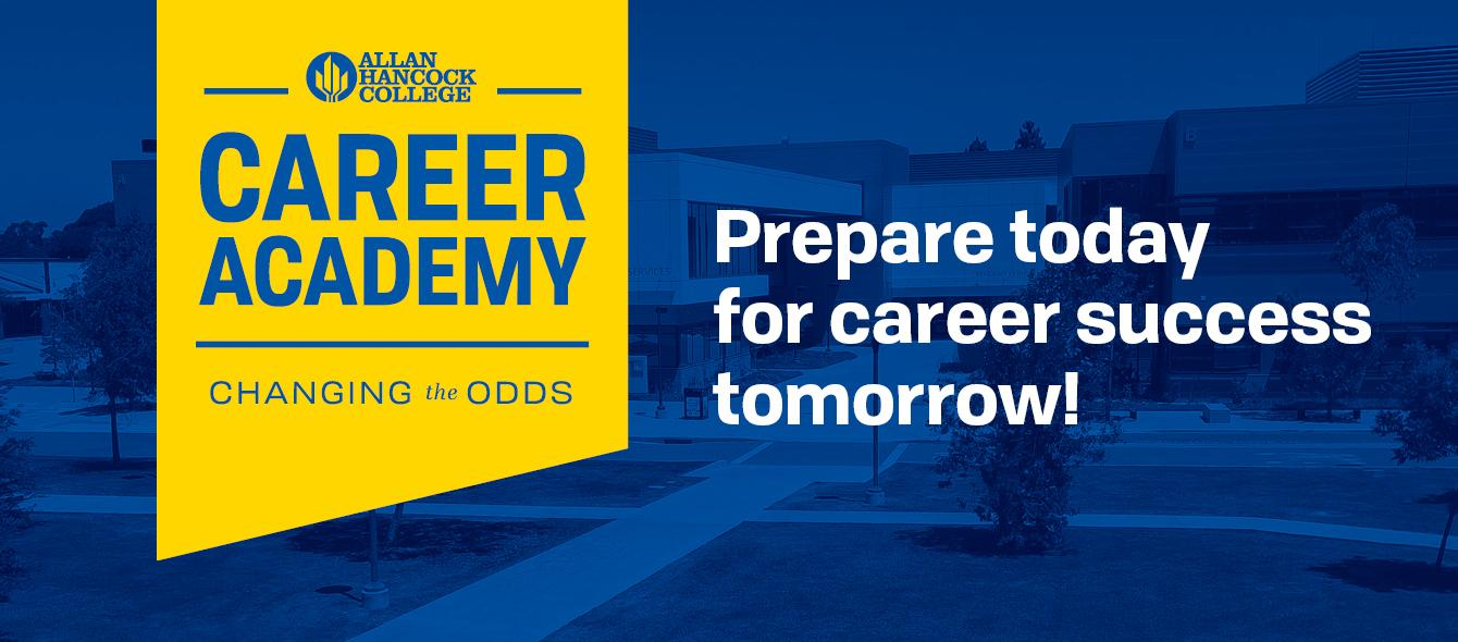 Career Academy helps job seekers gain a new skill.