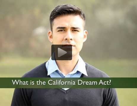 what is the Ca dream act