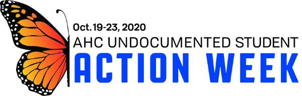 Undocu Student Action Week logo