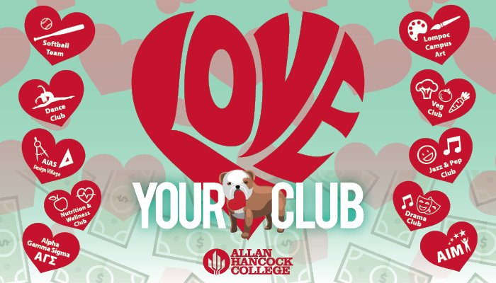 Love Your Club, AHC Student Club Crowdfunding